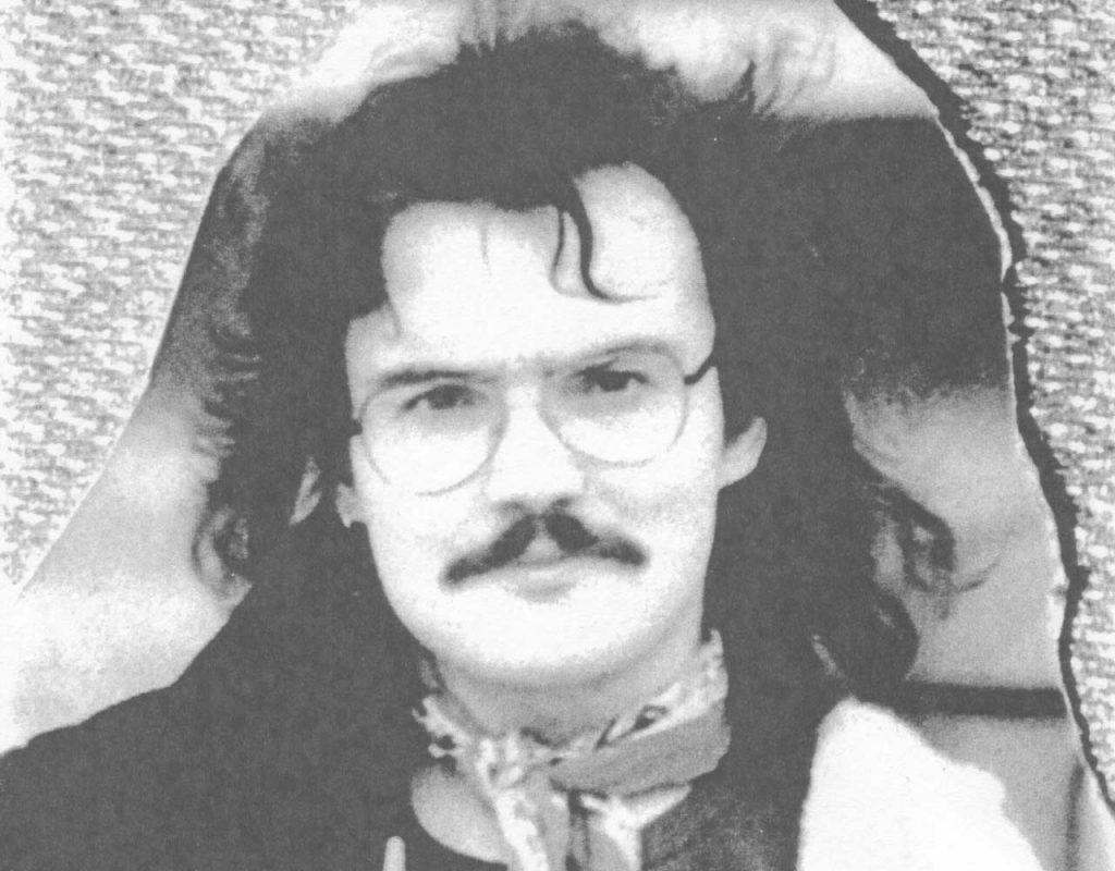 Napoleon Seyfarth, Studium in Mannheim, 1975